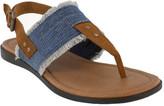 Minnetonka Women's Panama Thong Sandal