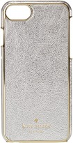 Kate Spade New York - Metallic Phone Case for iPhone 7/iPhone 8 Cell Phone Case