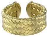 Roberto Coin 925 Sterling Silver With Yellow Gold Finish Bracelet
