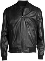 Corneliani Reversible Leather Jacket