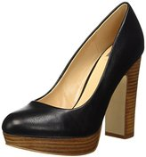 Bata Women's 7216941 Heeled Shoes with Closed Toe Size: 5