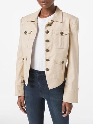 Frame Clean Military Jacket