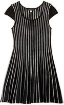Ella Moss Tami Fitted Sweater Dress (Big Kids)