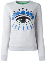 Kenzo Eye sweatshirt - women - Cotton - XS