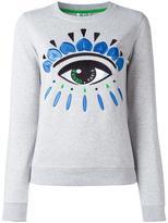 Kenzo Eye sweatshirt - women - Cotton - XS