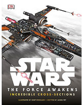 Disney Star Wars: The Force Awakens Incredible Cross-Sections Book