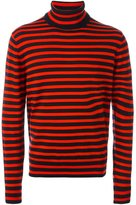 Paul Smith striped roll neck jumper
