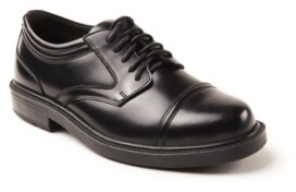 Deer Stags Men's Telegraph S.u.p.r.o. Sock Leather Cap Toe Dress Casual Oxford Shoe Men's Shoes
