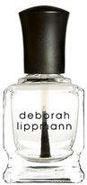 Deborah Lippmann 'Addicted To Speed' Ultra Quick Dry Topcoat - No Color