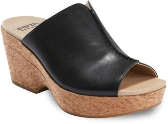 Earth Khaya Kiki Women's Platform Wedges