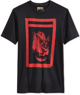 Sean John Men's Tiger Flag Graphic-Print T-Shirt, Only at Macy's
