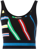 Barrie - cropped tank top - women - Cashmere - S