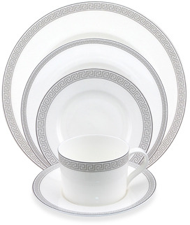 Nikko Greek Key Fine Bone China Dinnerware