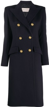 Alexandre Vauthier Midi Double-Breasted Coat