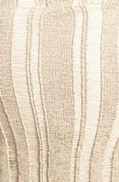 MICHAEL Michael Kors Tape Yarn V-Neck Sweater