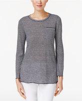 Eileen Fisher Organic Linen Tunic, Regular & Petite