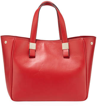 Cole Haan Tali Small Leather Satchel Bag