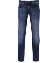 Boss Delaware Faded Blue Slim Fit Denim Jeans