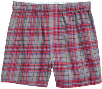 Banana Republic Jerry Plaid Flannel Boxer
