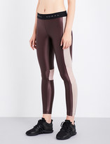 Koral Emblem high-rise jersey leggings