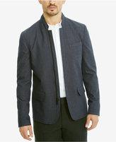 Kenneth Cole Reaction Men's Zip-Front Blazer