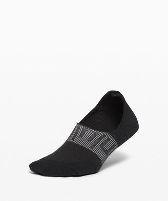 Lululemon Power Stride No-Show Sock with Active Grip *Anti-Stink