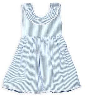 Isabel Garreton Little Girl's Cotton Striped Sundress