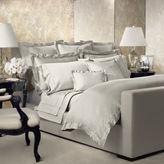 Ralph Lauren Home Silver Sateen Duvet Cover