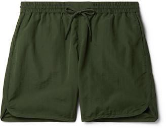 Bellerose Ripstop Swim Shorts
