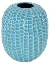 "A&B Home Ceramic Vase - Blue (8"")"