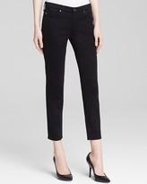 AG Jeans Stilt Crop in Black