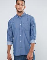 Tokyo Laundry Yarn Dyed Oxford Twill Shirt