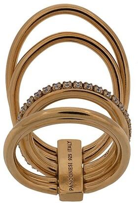 Panconesi Stacked Rings