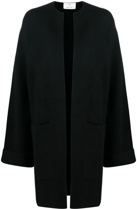Allude Draped Caardi-Coat