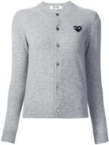 Comme des Garcons button down cardigan - women - Wool - XS