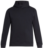 Vince Hooded Cotton-jersey Sweatshirt