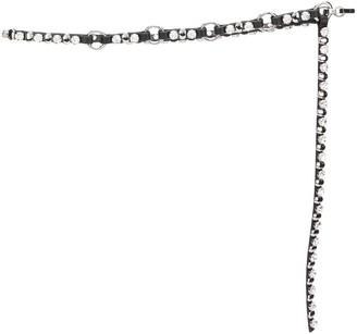 Dorothee Schumacher Crystal-Embellished Belt