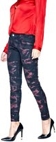 GUESS Sartorial Skinny Jeans in Cherry Soda Wash