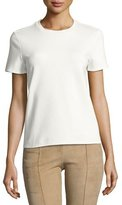 The Row Wesler Milano Knit Tee