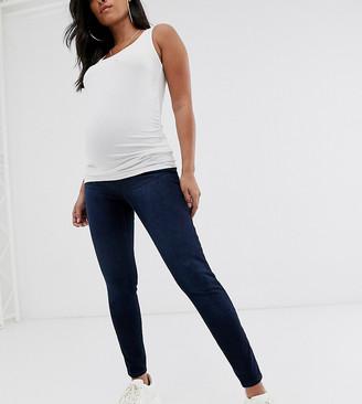 Spanx Maternity Spanx Mama ankle grazer jean-ish leggings