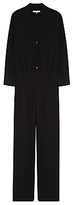 Gerard Darel Swan Jumpsuit, Black