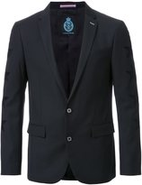GUILD PRIME sleeve detail blazer