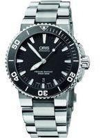 Oris Mens Aquis Date Automatic Watch 01733765341540782601PEB