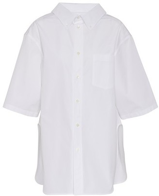 Balenciaga Short-sleeved Swing shirt