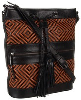 Elliott Lucca Bali '89 Bucket (Aztec Black) - Bags and Luggage