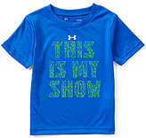Under Armour Little Boys 2T-7 This Is My Show Tee