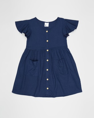 Cotton On Vanessa Short Sleeve Dress - Kids