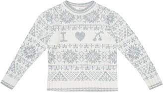 Bonpoint Jacquard sweater
