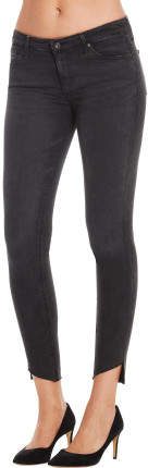 AG Adriano Goldschmied Legging Ankle With Stepped Hem