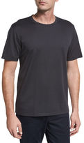 Vince Mercerized Cotton Crewneck T-Shirt